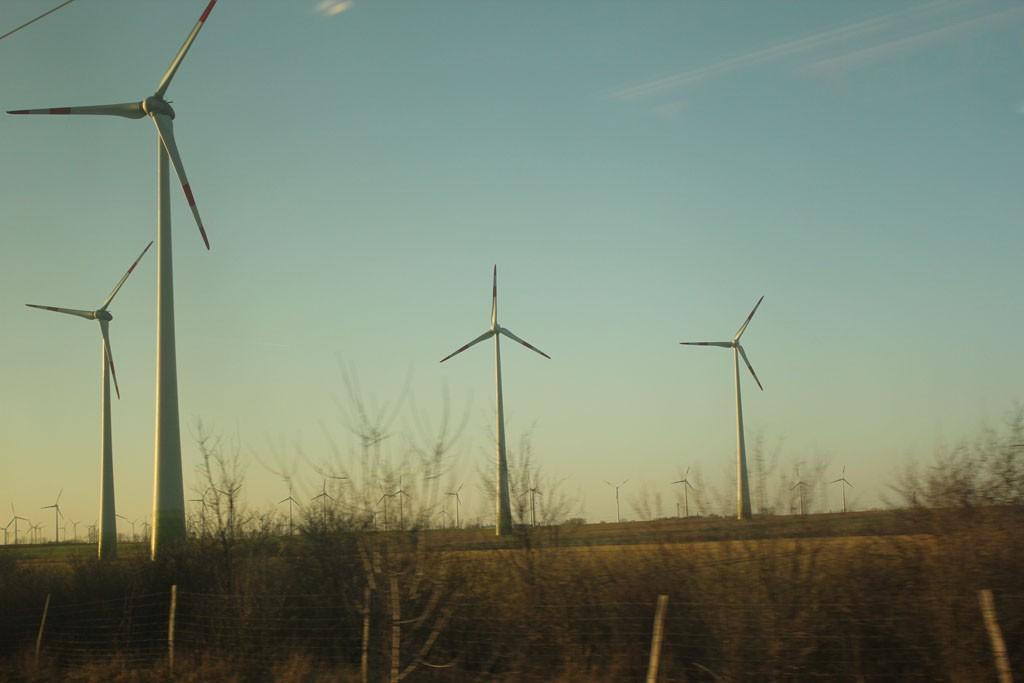 ドイツの風力発電