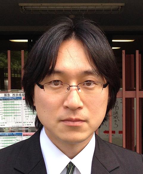 武田俊輔氏