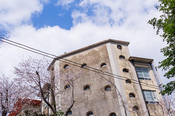 長崎市立城山小学校の被爆校舎